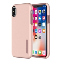 iPhone XS MAX Dual Pro Case Rose Gold