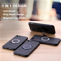 iPhone XS Max iface Magnetic Ring Holder Case Black