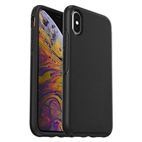 iPhone XS Max Hard Case HeavyDuty Symmetry Design Black