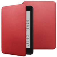 Kindle Paperwhite 6'' (2018) Wallet Case Red