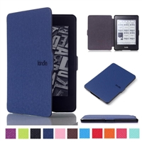 Kindle Paperwhite 6'' (2018) Wallet Case Navy
