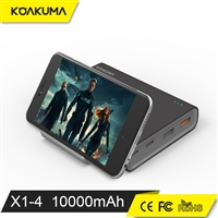 Koakuma X1-4 Type-C Quick Charge Powerbank 5V/2A 10000mAh
