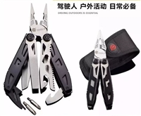 outdoor combination multi-purpose knife tool pliers folding pliers Swiss army knife
