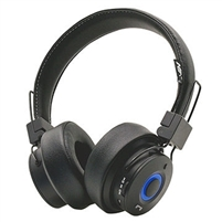 NIA X10 Superb Sound Wireless Bluetooth Headphone Black