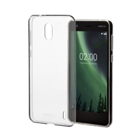 Nokia 5 (2018) Shockproof Transparent Gel Case