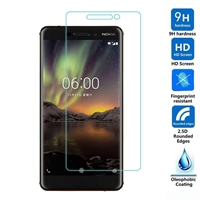 Nokia 6 (2018) Tempered Glass (MOQ 5 Pcs)
