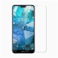 Nokia 8.1 (Nokia X7) Tempered Glass (5 Pcs Bundle)