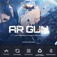 Portable AR Gun Augmented Reality Gaming Gun Shooting Games for Android & iOS Phones Large