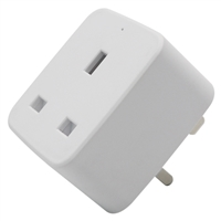 Smart WiFi UK/Ireland 3 Pin Mini Plug SM-PW732K 10A