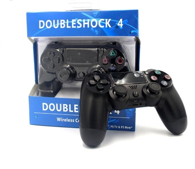Playstation PS4 Dual Shock Six-axis Wireless Bluetooth Remote Controller Black