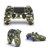 Playstation PS4 Dual Shock Six-axis Wireless Bluetooth Remote Controller Green Camouflage