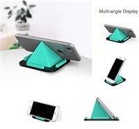 Pyramid Multi Angle Phone Bracket Green