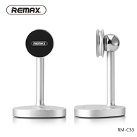 Remax RM-C33 Magnetic Desktop Holder Silver
