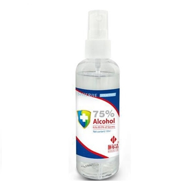 Shierjie 75% Alcohol Hand Sanitizer 100ml Spray