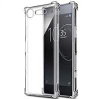 Sony Xperia L3 Shockproof Transparent Gel Case