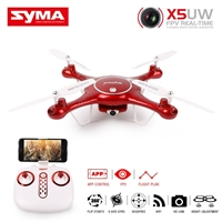 Syma X5UW 4Ch 2.4G 6-Axis Gyro RC HD Camera Drone