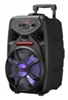PK-09L Trolley Case Design Bluetooth Speaker Black