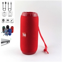 TG117 Portable Wireless Bluetooth Speaker Red