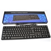 TJ-818 Black Antelope Wired keyboard Black
