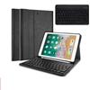 Universal iPad 9.7'' 1030E Backlit Magnetic Bluetooth Keyboard Case Black
