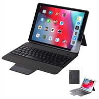 "Universal iPad 9.7""   T-1097E Ultra Thin Magnetic Bluetooth Keyboard Case With Pen Holder Black"