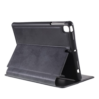 Universal iPad 9.7'' Wallet Case with Pen Holder Light Grey