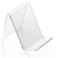 Large Perspex Display Stand For Mobile Phone
