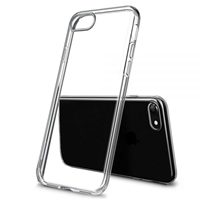 Vodafone Smart V10 Gel Case Transparent