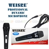 WEISER DM-2018 Professional Dynamic Wired Microphone