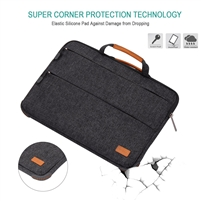 WiWu 14'' Smart Sleeve With Stand Function Laptop Bag Black