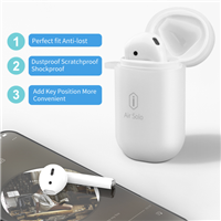 Wiwu Air Solo Touch Control Bluetooth Earphone White (Right)
