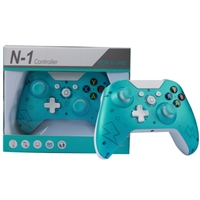 XBOX ONE N-1 Wireless Gaming Controller Blue
