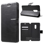 Xiaomi Redmi 5A (5 inch) Wallet Case Black