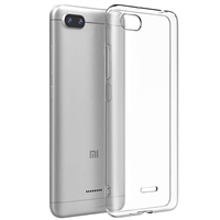 Xiaomi Redmi 6A Transparent Gel Case