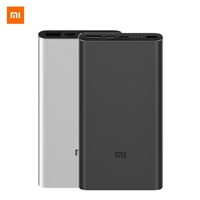 Xiaomi Mi Power Bank III 10000mAh 2Way Type-C 5V/3A Silver