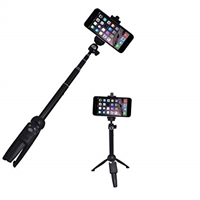 YunTeng YT-9928 2-in-1 Portible Bluetooth Selfie Stick