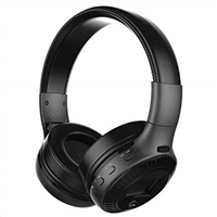 Zealot B19 HiFi Powerful Bluetooth 4.1 FM Wireless Stereo Headphones Black