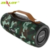 ZEALOT S29 Portable Bluetooth Outdoor Flashlight Speaker Green Camouflage
