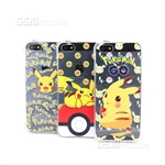 iPhone SE/5s/5 Gel Case Pokemon Mix Design