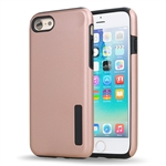 iPhone 8/7 Dual Pro Case Rose Gold