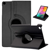 iPad 9.7'' (2018/17/Air2/Air) 360 Degree Rotating Stand Case Black
