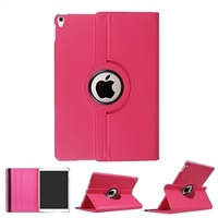 iPad 9.7'' (2018/17/Air) 360 Degree Rotating Stand Case Rose