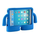 iPad Mini 1/2/3/4/ 5(2019)  iGuy Two Hand Hold Case Blue