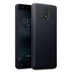 Nokia 3 Gel Case Black