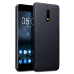 Nokia 6 Gel Case Black